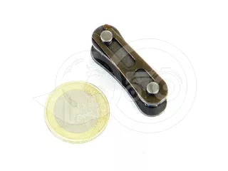 208B-Roller chain, a straight line connecting the eye Quattro Rull (patent) (1)