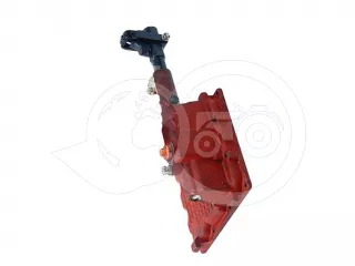 Belarus/MTZ gearbox cover a new type of complete (side gear) (1)