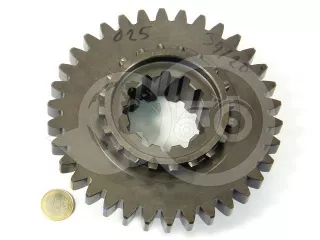 Belarus/MTZ pinion 025  Z = 30/20 (gear,new type), original (1)