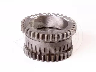 Belarus/MTZ pinion 041  Z = 35/30 (gear, the bigger  groove toothing)  (1)