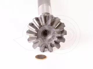 Belarus/MTZ shaft  063 vertical  (short drive front axle) original (1)