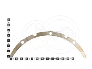 Belarus/MTZ spacer plate 022 (front axle drive) 0.2 mm (1)
