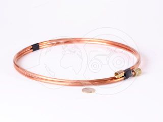 Belarus/MTZ-air, oiltube  copper 50 (0)