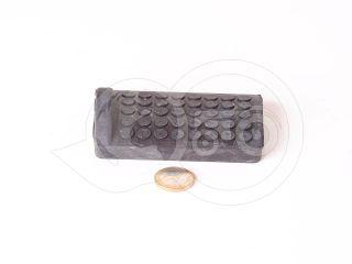 Belarus/MTZ pedal rubber flange (0)