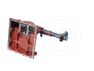 Belarus/MTZ gearbox cover a new type of complete (side gear) (0)