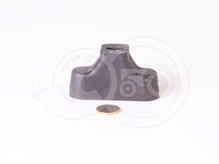 Belarus/MTZ shift lever rubber dust cover, lower (side draft) (0)