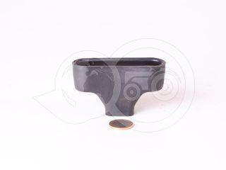 Belarus/MTZ shift lever rubber dust cover, lower (side draft) (2)