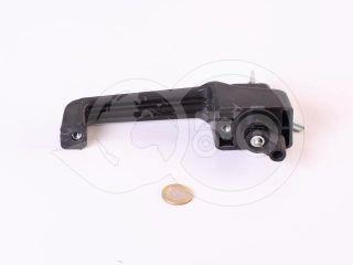 Belarus/MTZ lock handle + key new type, plastic (1)
