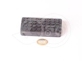 Belarus/MTZ pedal rubber not flange (0)