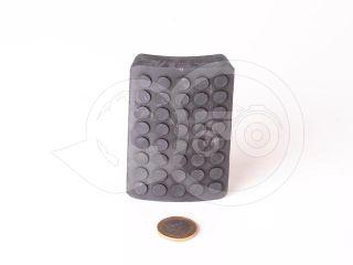 Belarus/MTZ pedal rubber not flange (2)