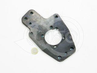 Belarus/MTZ feeder  mounting shield (.3 JAZDA feeder engine) (1)