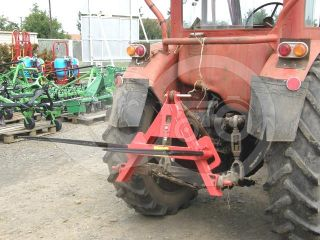 Bale carrier fork, with 3 point suspension (3)