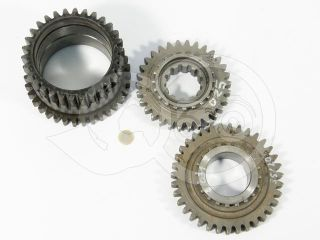 MTZ gear box  acceleration Set (0)