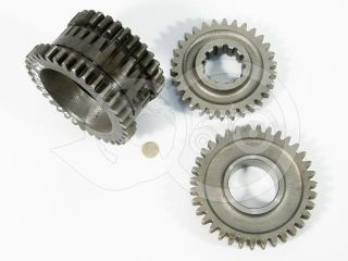 MTZ gear box  acceleration Set (1)