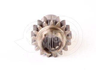 Belarus/MTZ pinion 061 Z = 17 (straight axle) (1)