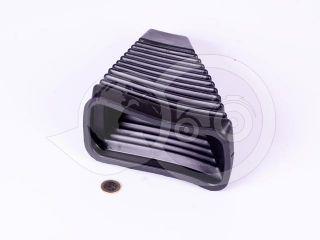Belarus/MTZ shift lever rubber dust cover, upper (side draft) (1)