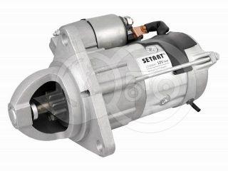 Belarus/MTZ starter 12V, (czech type) 3,3 KW (0)