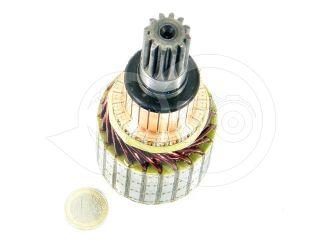 Belarus/MTZ starter rotor for ratio starter  24V (1)