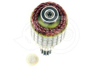 Belarus/MTZ starter rotor for ratio starter  24V (2)