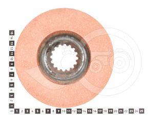 Belarus/MTZbrake discd=180mm (3)