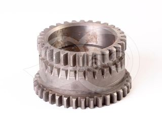 Belarus/MTZ pinion 041  Z = 35/30 (gear, the lower groove toothing) a new type (0)