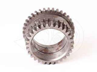 Belarus/MTZ pinion 041  Z = 35/30 (gear, the lower groove toothing) a new type (2)