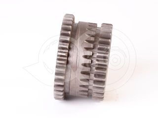Belarus/MTZ pinion 041  Z = 35/30 (gear, the lower groove toothing) a new type (3)