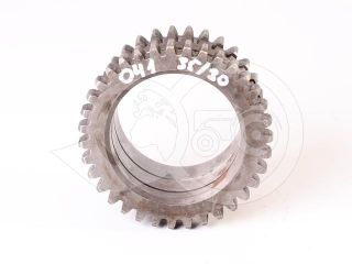 Belarus/MTZ pinion 041  Z = 35/30 (gear, the lower groove toothing) a new type (4)