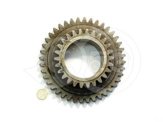 Belarus/MTZ pinion 056 Z = 40/26 (synchrone gear) (0)