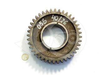 Belarus/MTZ pinion 056 Z = 40/26 (synchrone gear) (1)