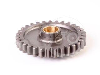 Belarus/MTZ pinion 082 Z = 31 + roller cart (reverse gear freewheel) (0)