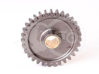 Belarus/MTZ pinion 082 Z = 31 + roller cart (reverse gear freewheel) (1)