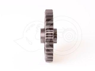 Belarus/MTZ pinion 082 Z = 31 + roller cart (reverse gear freewheel) (2)