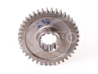 Belarus/MTZ pinion 216 Z = 40 (Grade 4 relay) (3)