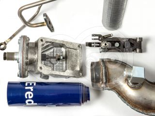 Belarus/MTZ turbo conversion kit with suction motor (90 hp) more than 50 parties, complete (UTN portioner normal version) (7)