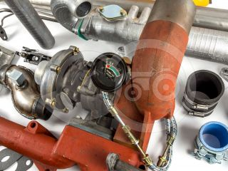 Belarus/MTZ turbo conversion kit with suction motor (90 hp) more than 50 parties, complete (UTN portioner normal version) (3)