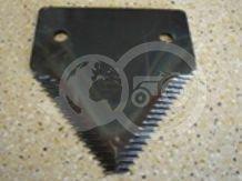 John Deere mower blade