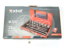 Tool Socket wrench Set 3 / 4