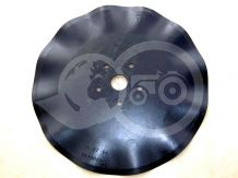 liner disc rippled