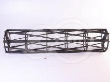 Clod-breaker (140x31 cm) with accessories