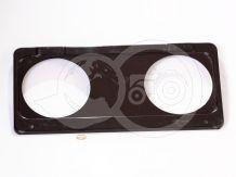Belarus/MTZ cooling the lower grid (49x24 cm), engine bonnet, round headlamps